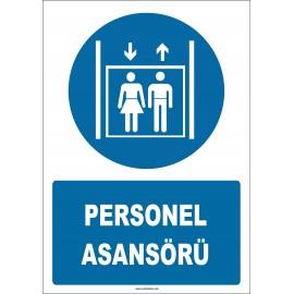 Personel Asansörü