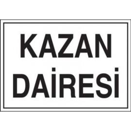 Kazan Dairesi Levhası